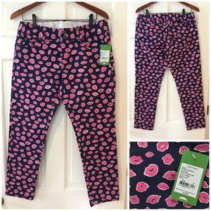 🆕 Lilly Pulitzer Worth Skinny Mini Jeans